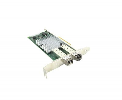 Контролер NetApp Netzwerkadapter X520-DA2 Dual Port 10GbE SFP+ PCI-E (111-00754) Refurbished