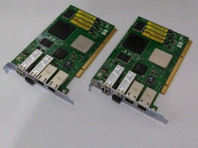 Контролер HP FC/GbE Controller 2x4Gbps/FC 2xGbE (AD194A) Refurbished