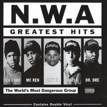 Виниловая пластинка N.W.A. GREATEST HITS (EAN 0724354093210)