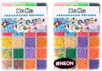 Аквамозаика XoKo Жемчужина 3200 Neon (XK-PRL-32GD)