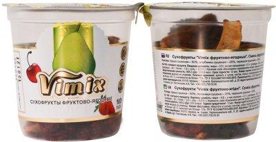 Упаковка Spektrumix Vimix Фруктово-ягідні 2 шт. х 100 г (2000000001319)
