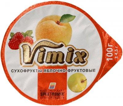 Упаковка Spektrumix Vimix Яблучно-фруктові 2 шт. х 100 г (2000000001487)