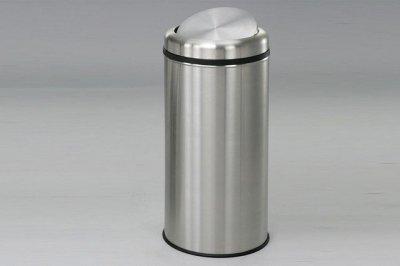 Відро для сміття з поворотною кришкою 15 л PRIMA NOVA 14607
