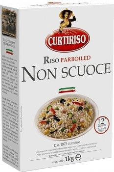 Рис Curtiriso для салатов пропаренный длиннозерный 1 кг (8017759646436)