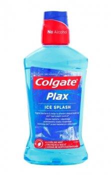 Colgate Plax Ice Splash рідина для полоскання рота для свіжого подиху (500 мл)