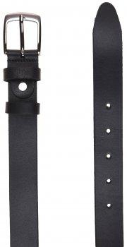 Детский ремень кожаный Laras vgenp2 85-100 см Черный (ROZ6300002370)