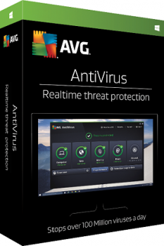 Антивірус AVG Anti-Virus на 1 ПК на 1 рік (електронна ліцензія)