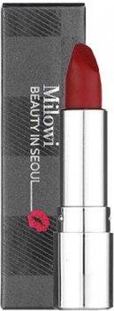 Помада для губ Milowi Beauty In Seoul Colorish Lipstick 21 Myungdong Red 3.5 г (8809136710386)