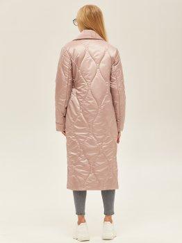 Пальто Mila Nova ПВ-131обр Розовое