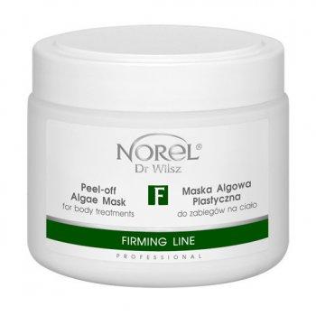 Маска укрепляющая моделирующая для тела Norel Peel-off algae mask for body treatments из морских водорослей 500 мл (PN 062)