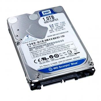 Б\У Жорсткий диск Western Digital 1TB, 5400rpm, 128MB, WD10SPZX, 2.5, SATA III