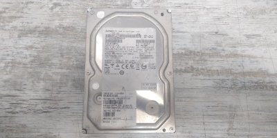 Б\У Жорсткий диск Western Digital Green, 2TB, 5400rpm, Hitachi, 7200rpm, 64МB, WD20EZRX, 3.5, SATA III