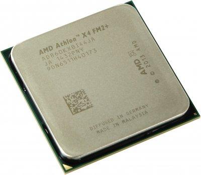 Процесор AMD Athlon X4 860K 3.7-4.0 GHz (AD860KXBI44JA) FM2+ Б/У