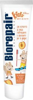 Зубная паста Biorepair Веселый Мышенок Персик 50 мл (8017331069202)