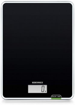 Весы кухонные Soehnle PAGE COMPACT 100 черные (61500)