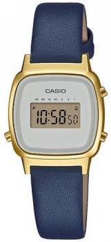 Жіночі наручні годинники Casio LA670WEFL-2EF