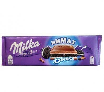 Шоколад Milka Oreo 300 g