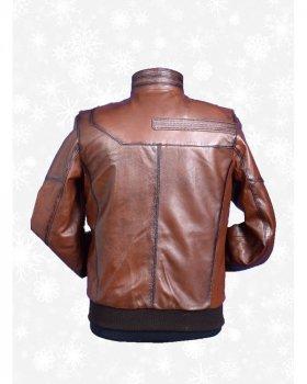 Куртка чоловіча шкіряна Verona 135 Коричневий