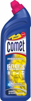Универсальный гель Comet Лимон 850 мл (8001480703551)