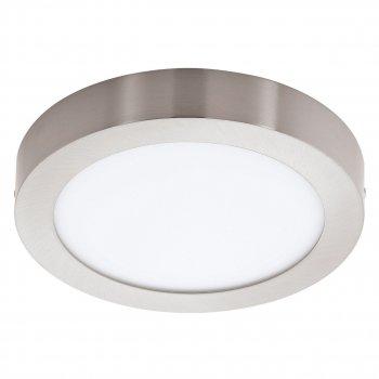 Стельовий світильник світлодіодний Eglo 32442 FUEVA 1 NICKEL