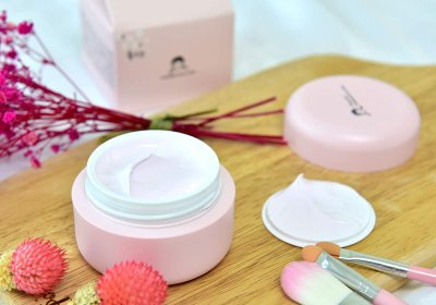 Крем для лица Diapretty Strawberry Milky Cream 50 мл (8809532990122)