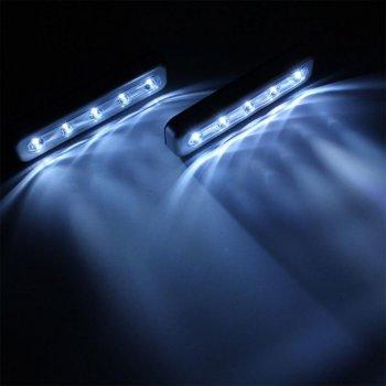 LED светильники Stick-N-Click беспроводные самоклеющиеся 2 шт