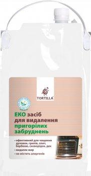 Эко средство TORTILLA для удаления пригорелых загрязнений 4.7 л (4820178062411)