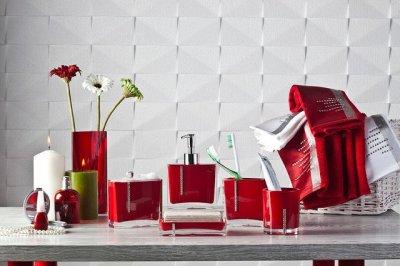 Ерш для туалета Рома цвет красный 15235 PRIMA NOVA