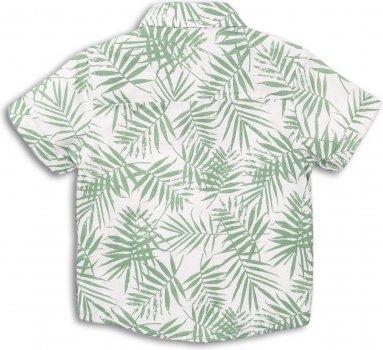 Рубашка Minoti Lizard 4 12840 Белая