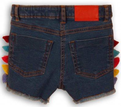 Шорти джинсові Minoti Hyper 8 13018/13019 Сині