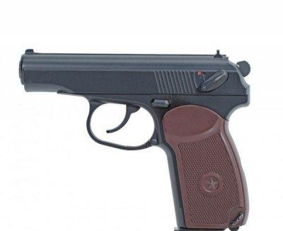 Пневматичний пістолет KWC PM (KWC KM44dhn)