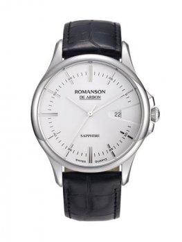 Мужские часы Romanson CB5A10MWH WH