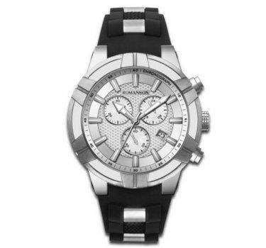 Мужские часы Romanson TL8A37HMBWAS2W(TL8A37HMW WH)