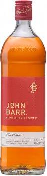 Виски John Barr 1 л 40% (5013967003996)