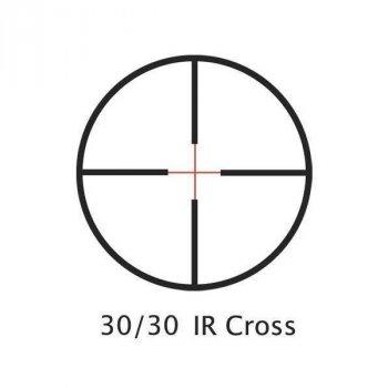 Приціл оптичний Barska Huntmaster Pro 3-12x50 (IR Cross)