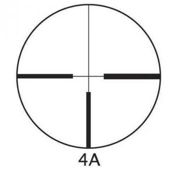 Приціл оптичний Barska Euro-30 3-9x42 (4A) + Mounting Rings