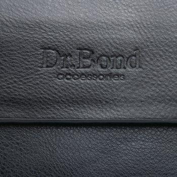 Мужская сумкапланшет DR BOND GL 3180 black