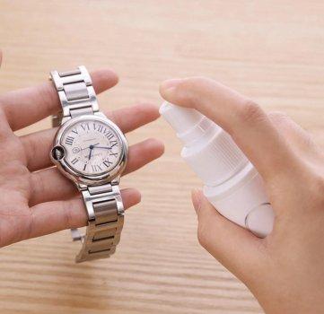 Засіб для очищення ювелірних виробів Arivans 6.7х12 см білий 39-495