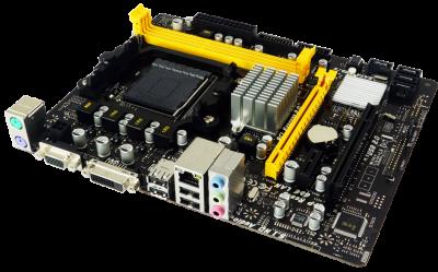Материнська плата Biostar A960D+V3 (sAM3+, AMD 760G / SB710, PCI-Ex16)