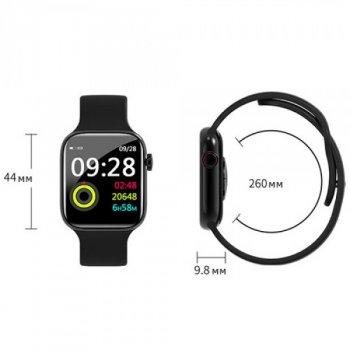 Наручний СМАРТ годинник Smart W4 ЧОРНИЙ годинник андроїд ( smart watch ) , фітнес годинник , розумний браслет , фітнес трекер , смарт браслет ( пульсометр ,крокомір ,з вимірюванням тиску )