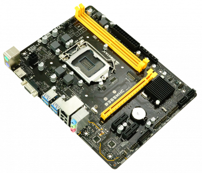 Материнська плата Biostar B365MHC (s1151, Intel B365, PCI-Ex16)