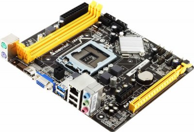 Материнська плата Biostar H81MHV3 (s1150, Intel H81, PCI-Ex16)