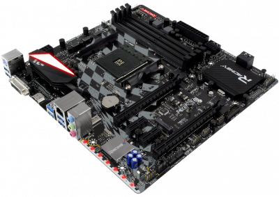 Материнська плата Biostar Racing X470GTQ (sAM4, AMD X470, PCI-Ex16)