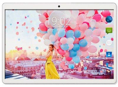 Планшет - телефон Adronix MT104 Silver 3GB/32GB LTE IPS 10/1'' Full HD+Чехол-книжка + Карта памяти 64GB