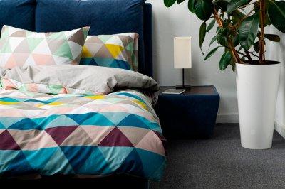 Комплект постельного белья SoundSleep Anglesea Ранфорс 200х220 (93120692)