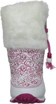 Зимові чобітки для дівчинки для дівчинки Agatha Ruiz de la Prada 121968 білі
