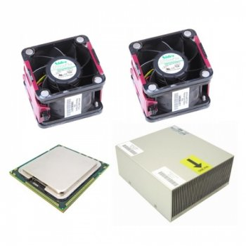 Процесор HP DL380 Gen6 Quad-Core Intel Xeon L5520 Kit (500087-B21)