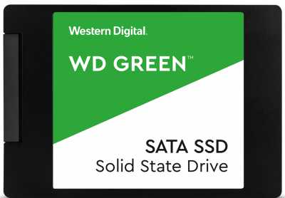 """Western Digital Green SSD 1TB 2.5"""" SATAIII TLC (WDS100T2G0A)"""