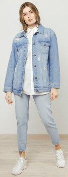 Джинсова куртка MR520 MR 202 2546 0220 Chloe R