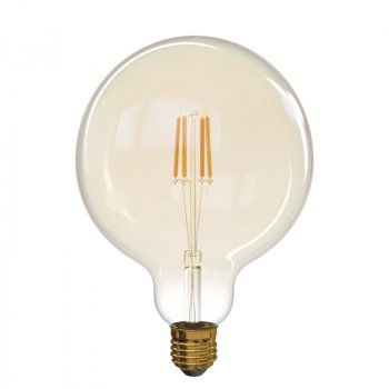 Світлодіодна лампа Emos LED Filament Vintage G125 4W 2200K E27 (Z74303)